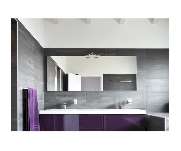 badezimmerspiegel elegance 50x50 cm badspiegel nach mass. Black Bedroom Furniture Sets. Home Design Ideas