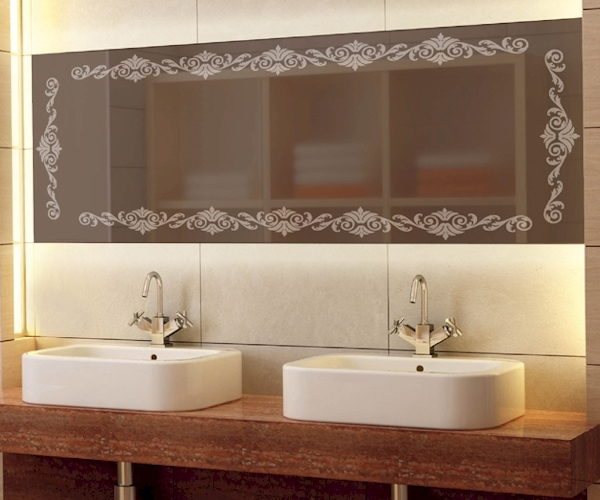 infrarotheizung badezimmer lava light 200 watt badezimmerspiegel. Black Bedroom Furniture Sets. Home Design Ideas