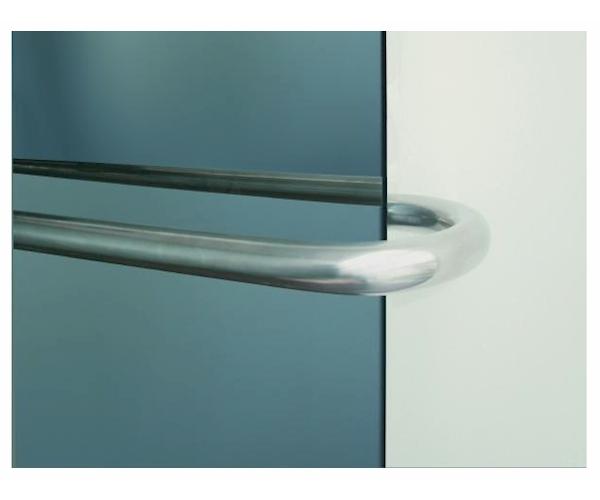 Infrarotheizung Badezimmer Lava Handtuchhalter aus